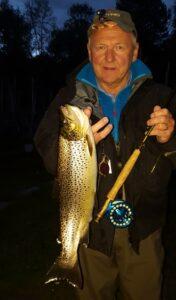 Fisking i tussmørke